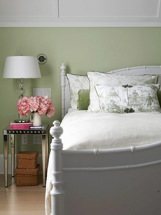 remodelaholic  sage green 6 ways to decorate your home