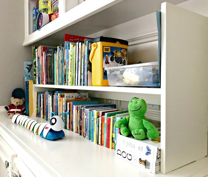 Toddler Book Storage Ideas: Friday Favorites: Built-ins And Bookshelves
