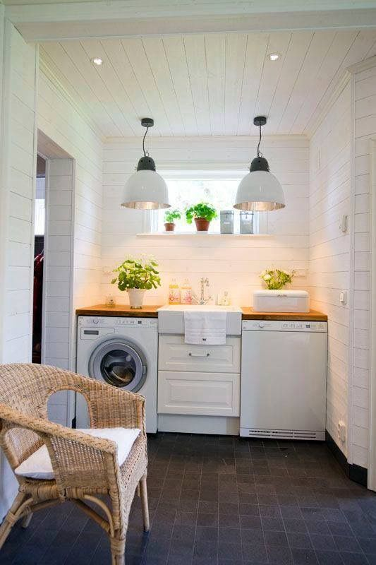 Laundry Room Ideas Small With Sink