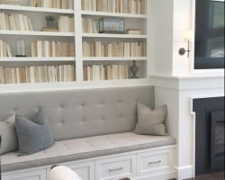 Homeshow Feature, Built Ins