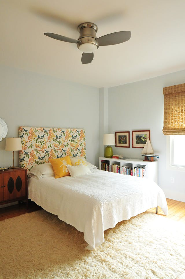 Remodelaholic Color Files Marigold Color Expert's Brightly Hued Home
