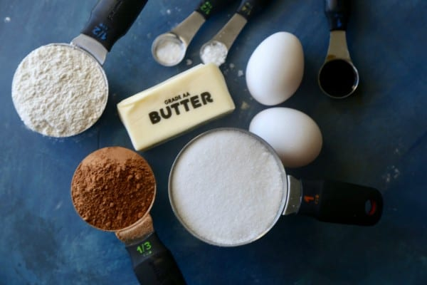 Remodelaholic Recipe Mint Chocolate Brownies 9