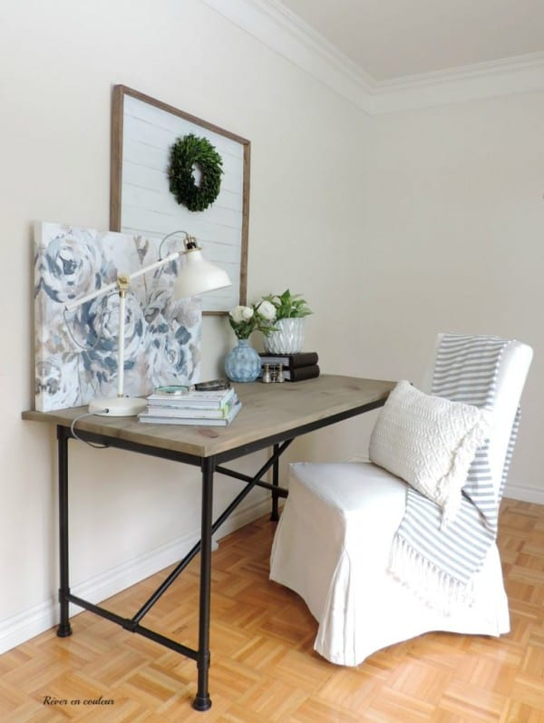 Craft Room Table, Reverencouleur