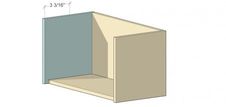 Remodelaholic Spice Cupboard Pocket Hole Layout3a