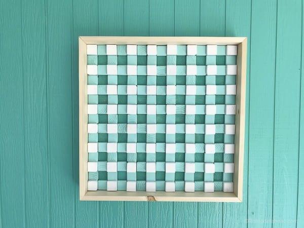 DIY Wall Decor Ideas: 3d Wood Art Tutorial @Remodelaholic