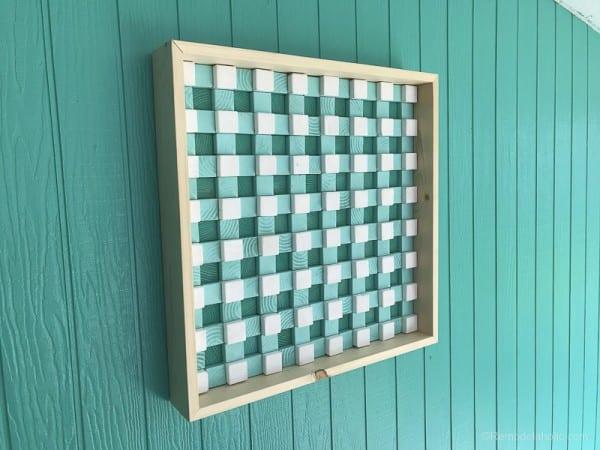 Easy Art Ideas for Kids Room Decor: 3d Wood Art Tutorial @Remodelaholic