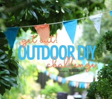 Outdoor Diy Challenge Button