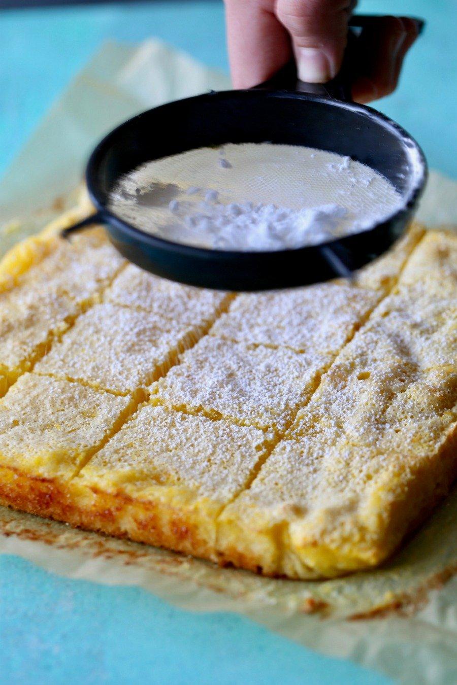 Remodelaholic Dessert Recipe Lemon Bars 2