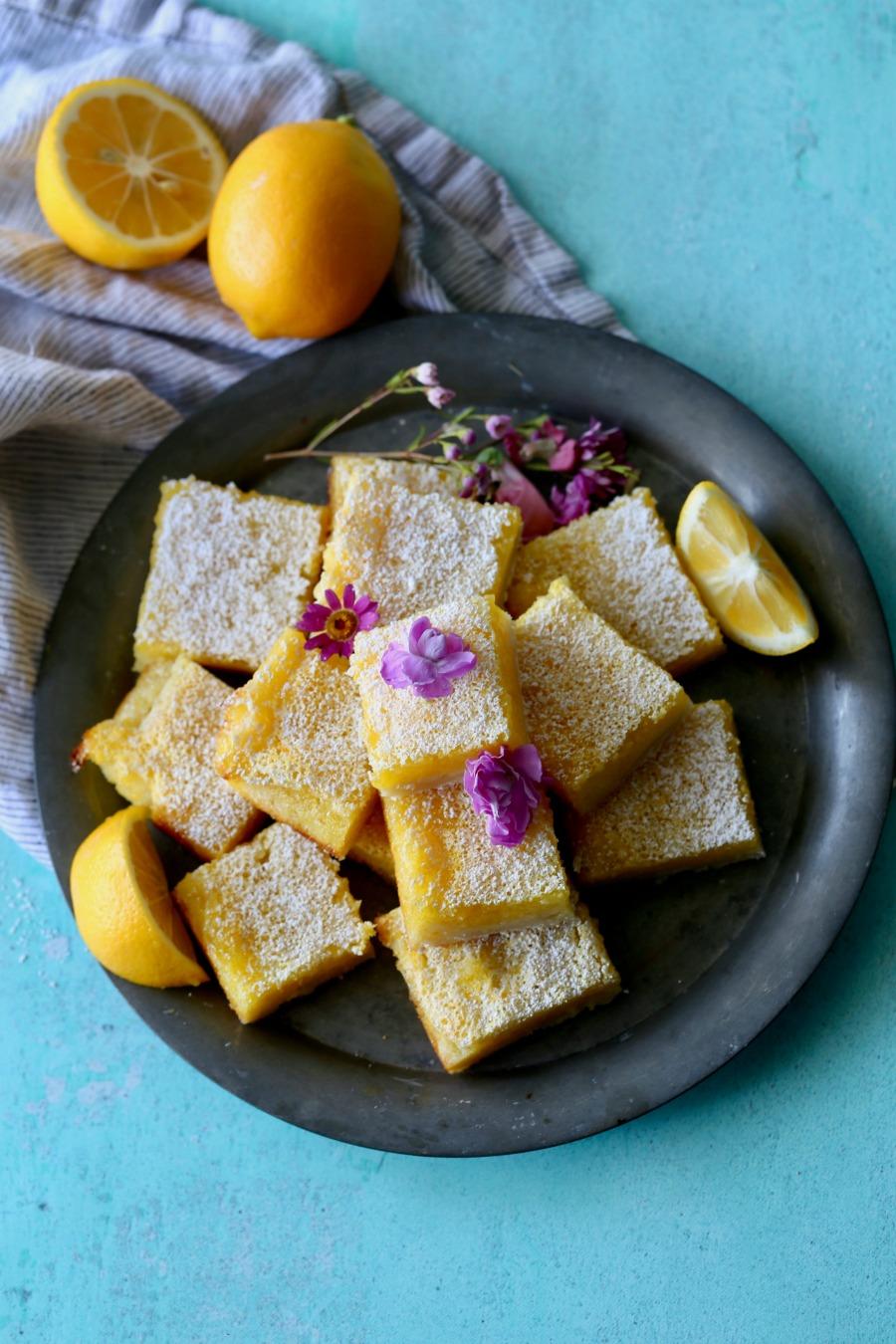 Remodelaholic Dessert Recipe Lemon Bars 3