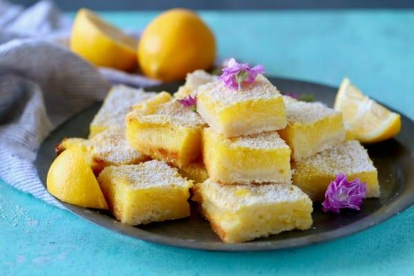 Remodelaholic Dessert Recipe Lemon Bars 8