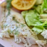 Remodelaholic Recipes Baked Lemon Tilapia 5