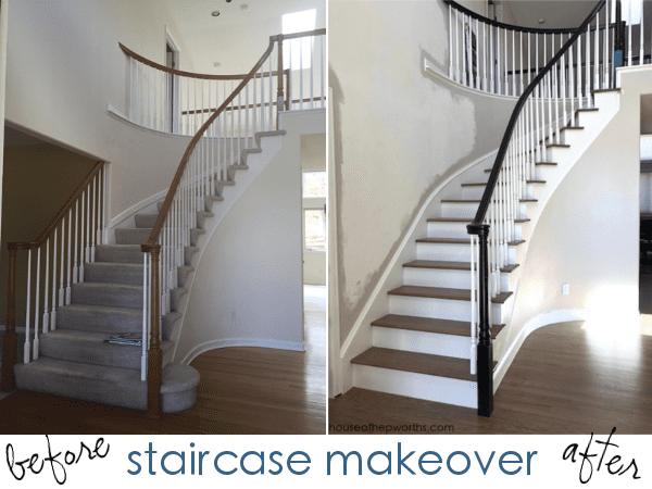 Stairsbeforeafter