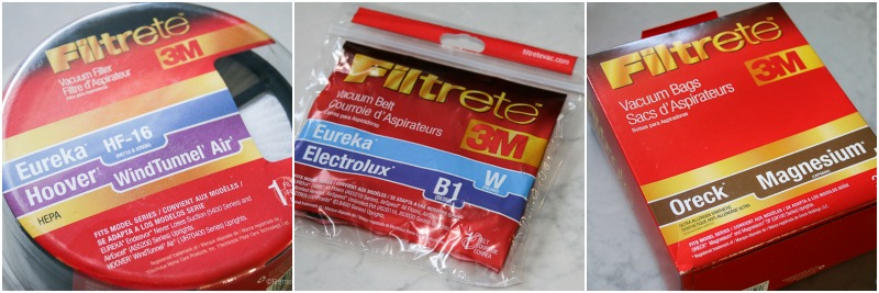 Filtrete Filters, Bags And Vacuum Belts