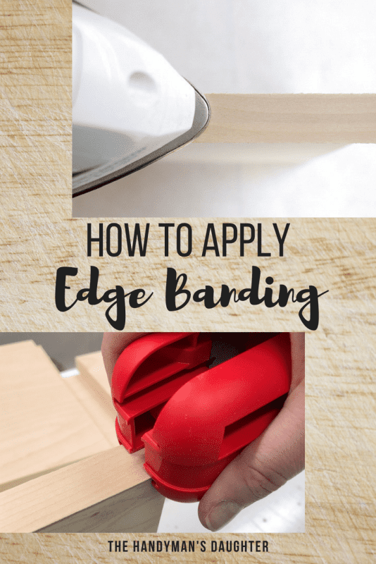 How To Apply Edge Banding 1 1