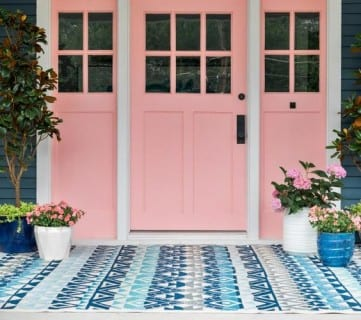 10 Swoon-Worthy Millennial Pink Infused Spaces