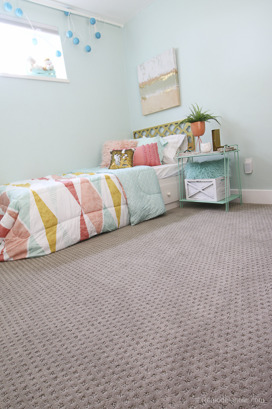 New Carpet Shaw Floors @Remodelaholic 13