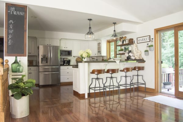 Budget Kitchen Renovation Www.graceinmyspace.com (1)