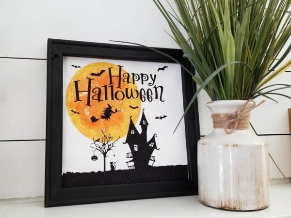 Leap Of Faith Halloween Cricut Projects 5