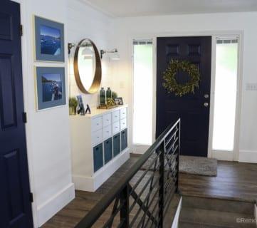Painting My Interior Doors – Color Binge Beauty!