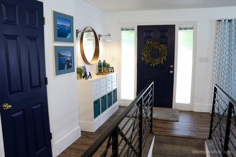 Remodelaholic Painting My Interior Doors Color Binge Beauty