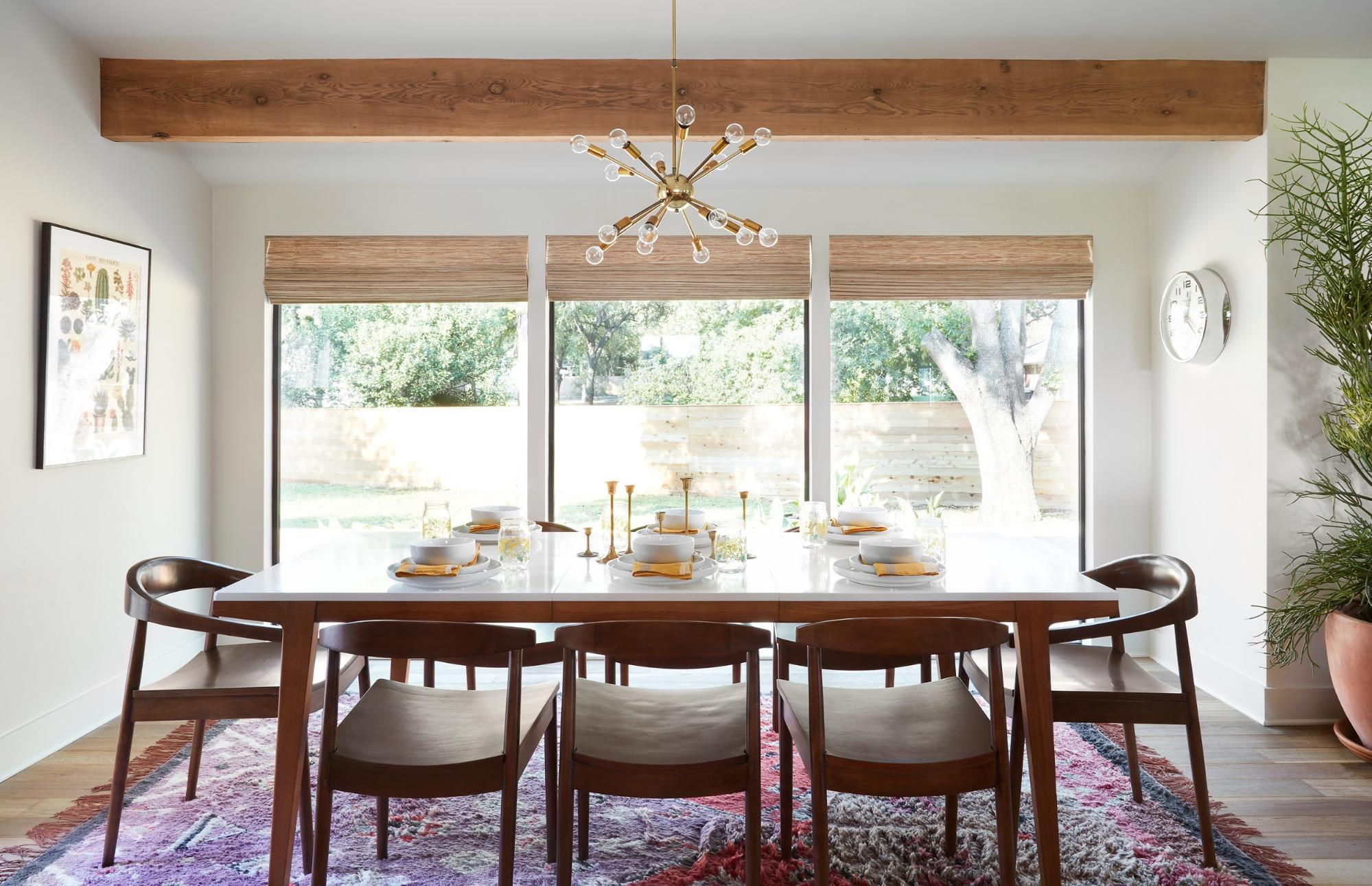 Tips to Get This Look: Fixer Upper Dining Room The Safe Gamble House