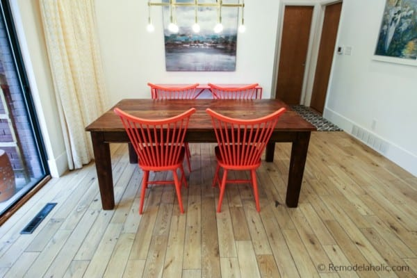 Hack A Bigger Dining Table For Thanksgiving Under $50 @Remodelaholic 1