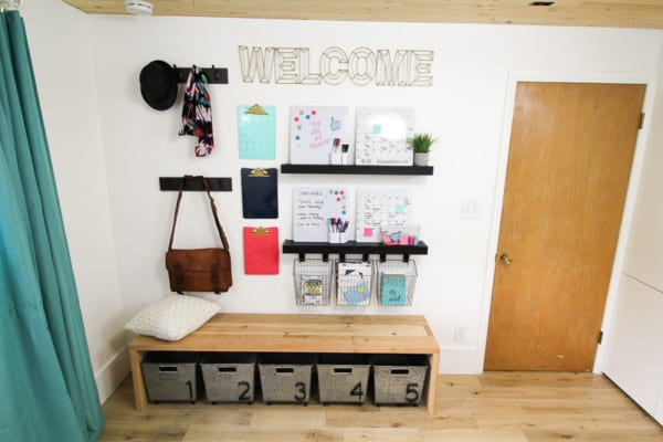 High&Mighty Family Organization Center Project With No Tools