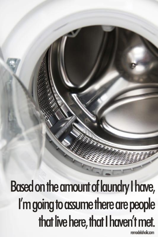 Laundry Joke