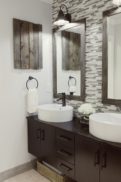 Home Sweet Home On A Budget Master Baths By Bloggers