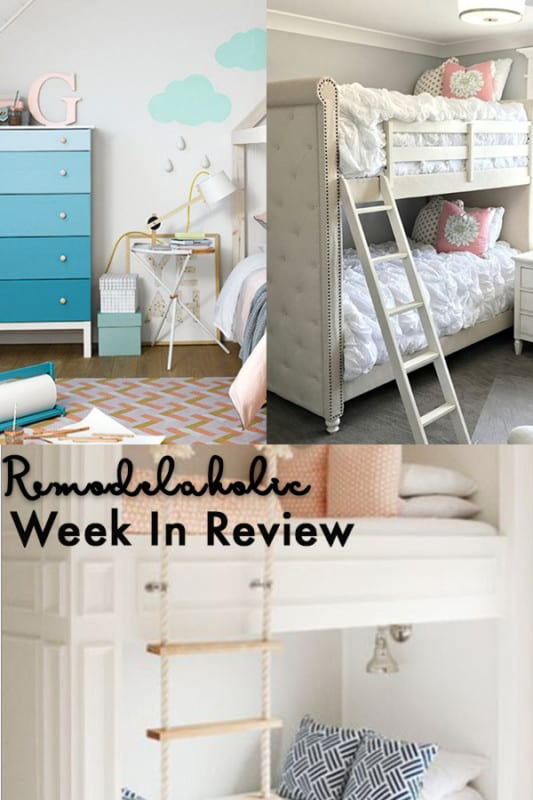 Gender Neutral Kids Room: February 20 Week 3
