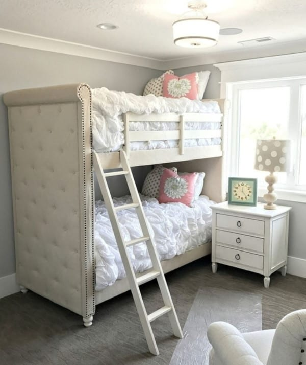 Gender Neutral Kids Room: Friday Favorites Luxe Bunkbeds And Faux Brick