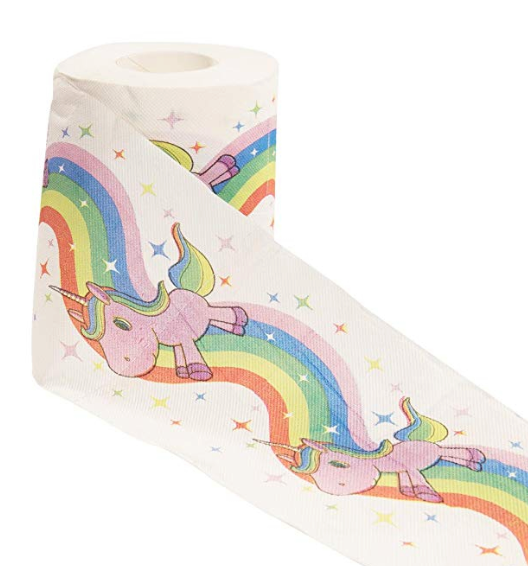 Unicorn Toilet Paper