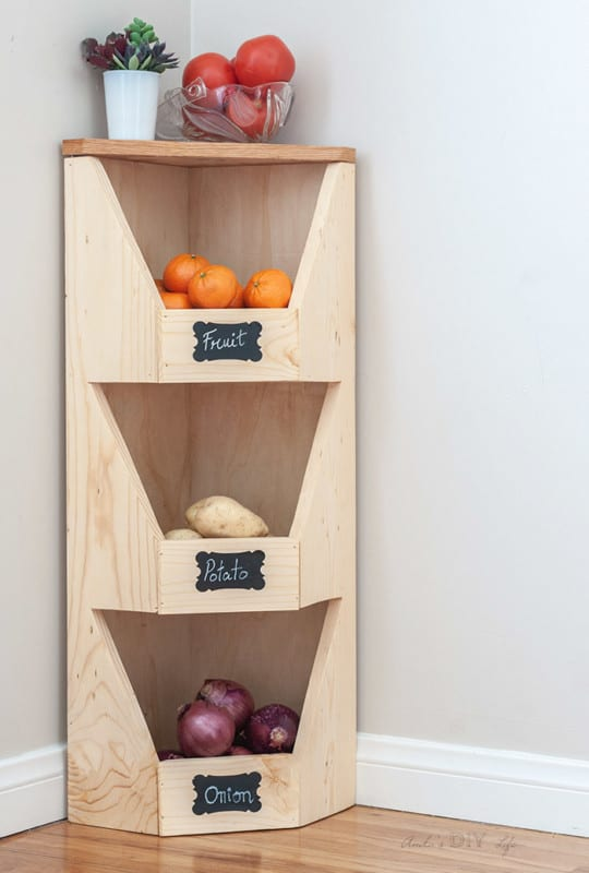 DIY Corner Vegetable Bin Anikas DIY Life 700 3