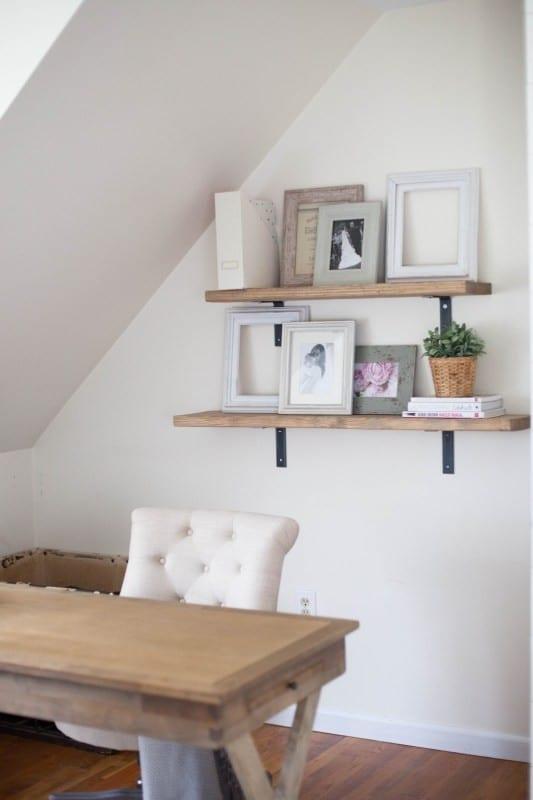 4.28 30+ Tutorials For DIY Wall Shelves