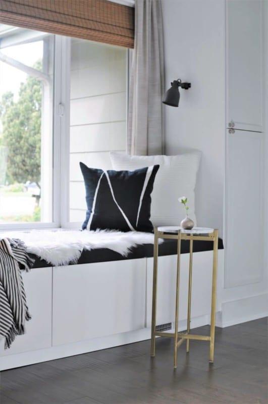 DIY Window Seat With Storage Built In Joyful Derivatives