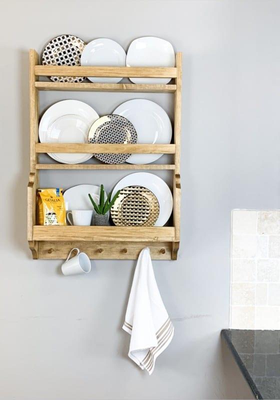 DIY Plate Rack 1600x