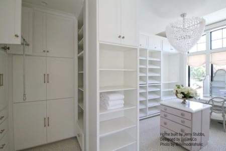 Closet Shelving And And Cabinets Jerry Stubbs Construction, Tique & Company Design (59)