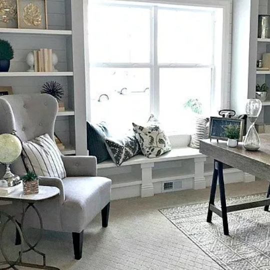 Inspired Through Instagram Home Offices Where Style Meets Function