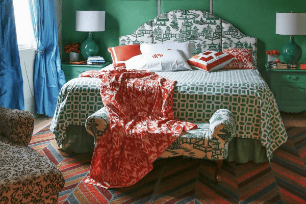 Jade Green Bedroom Ideas Apartment Therapy On Remodelaholic