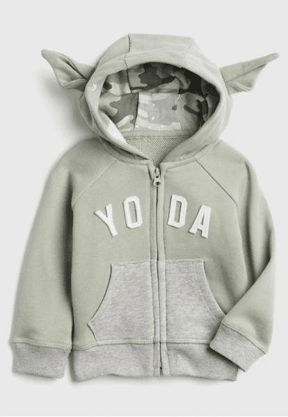 Yoda Sweater Hoodie