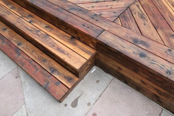 Best Outdoor Wood Projects: Restore Refinish Redwood Deck With Oil