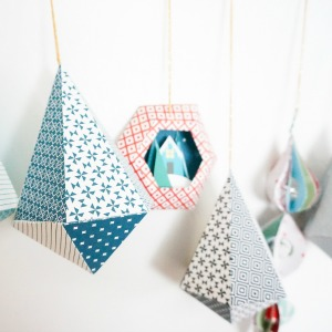 Printable Paper Ornaments