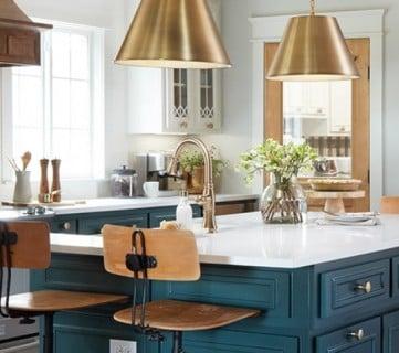 Get This Look Fixer Upper Plain Jane House Kitchen