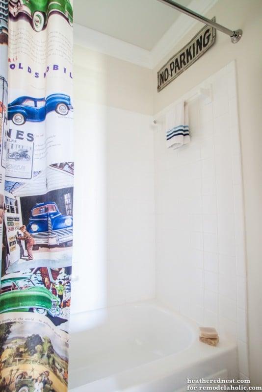 DIY Update Tile Shower And Tub