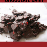 Red Hot Chocolate Bark Valentine's Treat From Remodelaholic