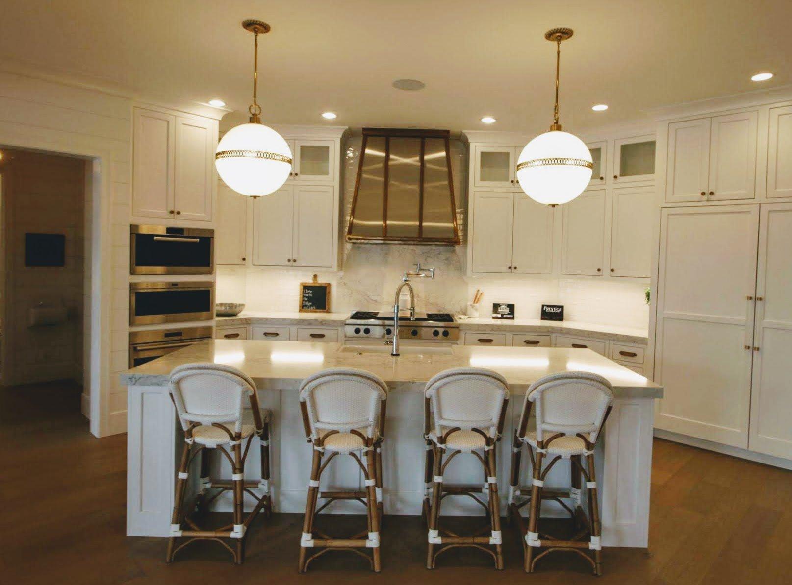 Remodelaholic Get This Look 5 White Modern Farmhouse Kitchen Design Ideas
