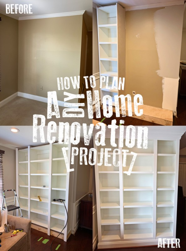 How to Plan a DIY Home Renovation Project