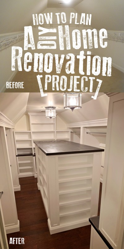 How to Plan a DIY Home Renovation Project: Truths and Myths about DIYing