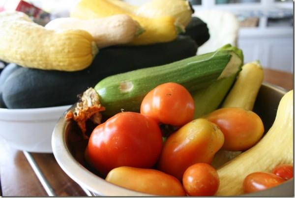 Diy Vegetable Garden Ideas, Zucchini Squash Tomato, Remodelaholic