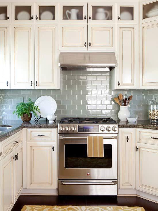 Colorful Kitchen Backsplash Ideas Sage Green